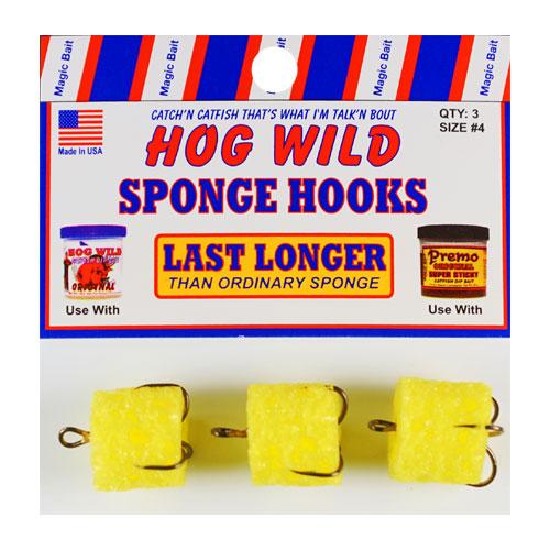 #4 Sponge Hooks