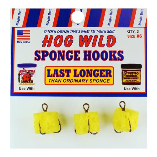 #6 Sponge Hooks