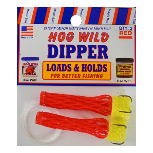 Red Bait Dippers
