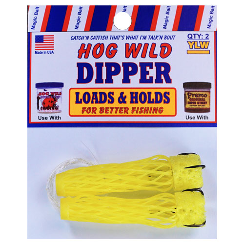 Yellow Bait Dippers