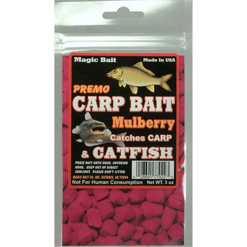 Mulberry Carp Bites