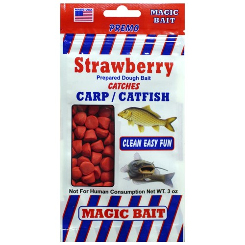 Strawberry Carp Bites