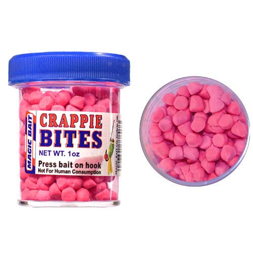Crappie Bites - Pink