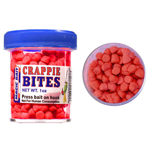 Crappie Bites Red