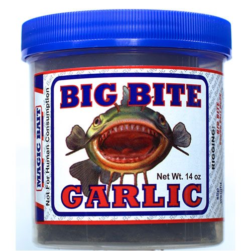 Big Bite Garlic