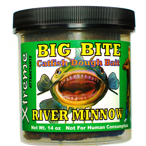 Big Bite River Minnow