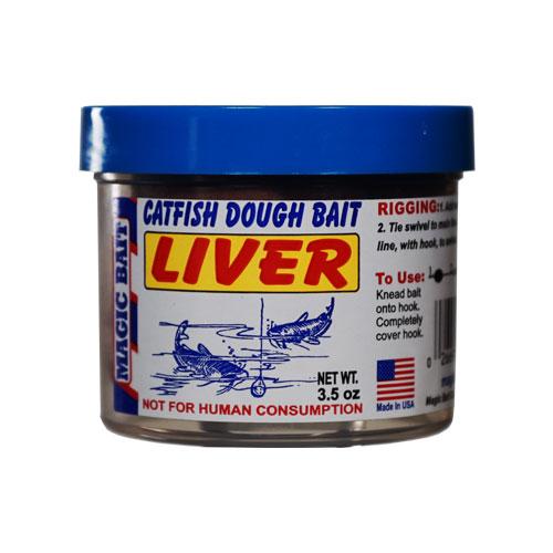 Liver Dough Bait