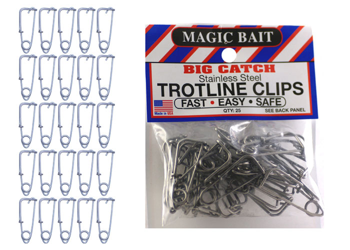 Big Catch Trotline Clips