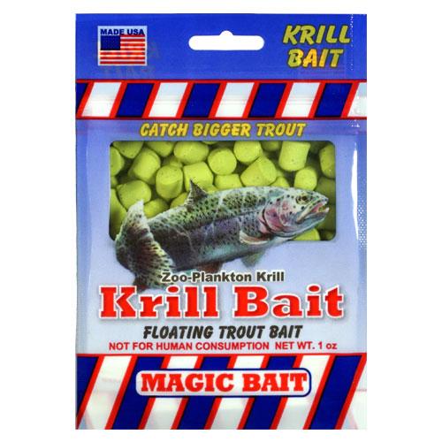 Char. Trout Krill