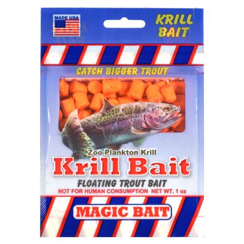 Orange Trout Krill